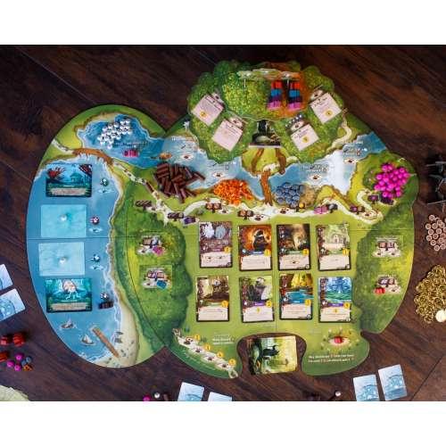 Everdell: Pearlbrook - разширение за настолна игра