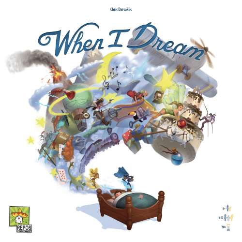 When I Dream - настолна игра