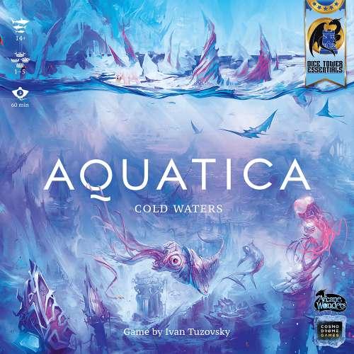 Aquatica: Cold Waters - разширение за настолна игра
