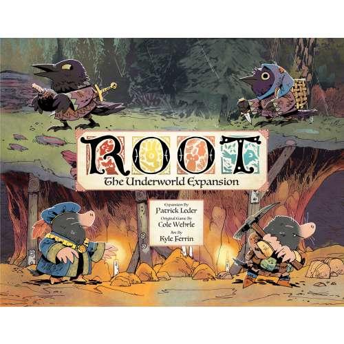 Root: The Underworld Expansion - разширение за настолна игра