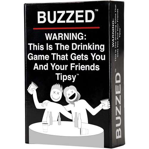 Buzzed (Drinking Game) - настолна игра
