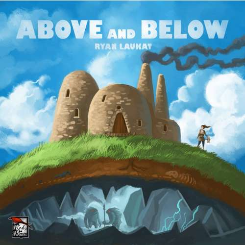 Above and Below - настолна игра