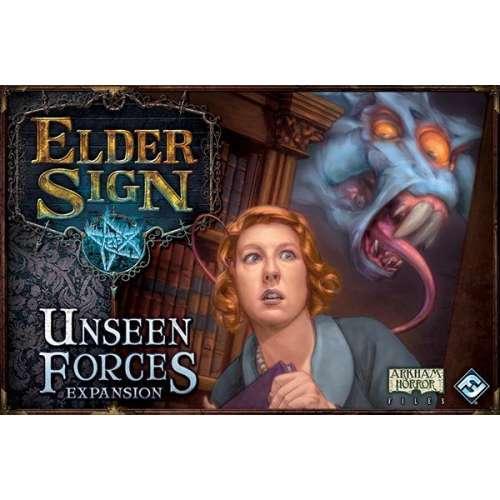 Elder Sign: Unseen Forces - разширение за настолна игра