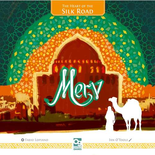 Merv: The Heart of the Silk Road - настолна игра