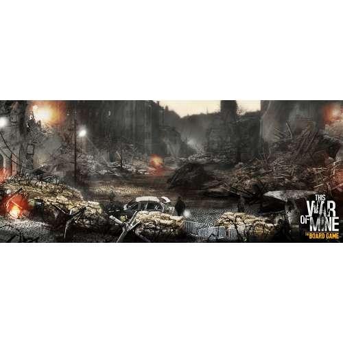 This War of Mine: Days of the Siege - разширение за настолна игра