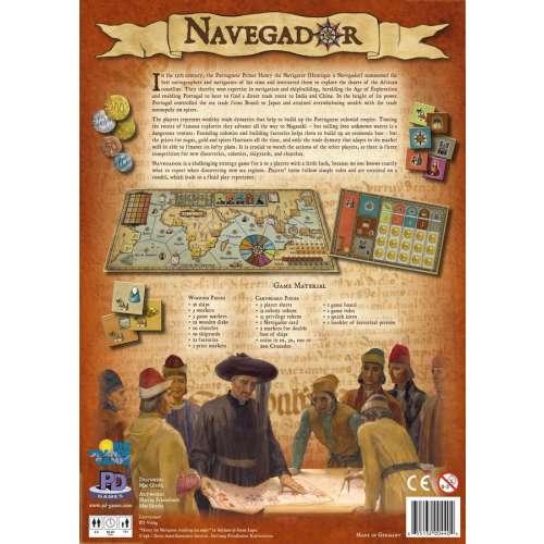Navegador - настолна игра