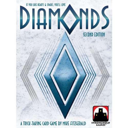 Diamonds: Second Edition - настолна игра