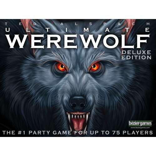 Ultimate Werewolf: Deluxe Edition - настолна игра
