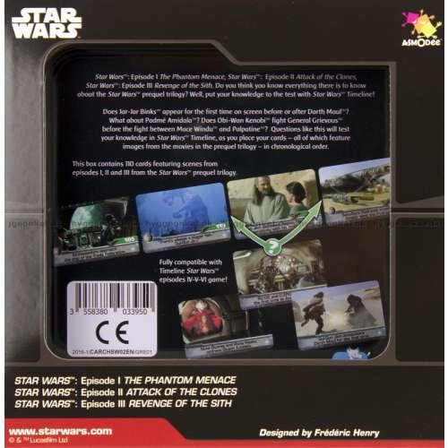 Timeline: Star Wars (Episode 1-3) - настолна игра