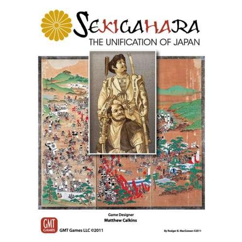 Sekigahara: The Unification of Japan - настолна игра