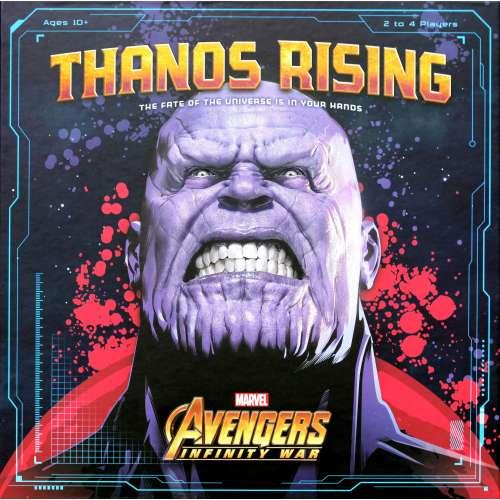 Thanos Rising: Avengers Infinity War - настолна игра