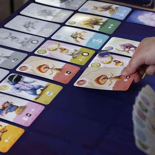Equinox (Purple Box) - настолна игра