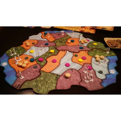 Spirit Island - настолна игра