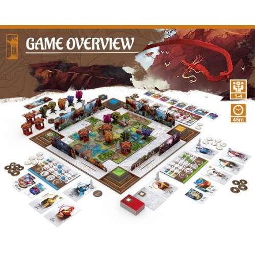 Tang Garden - настолна игра