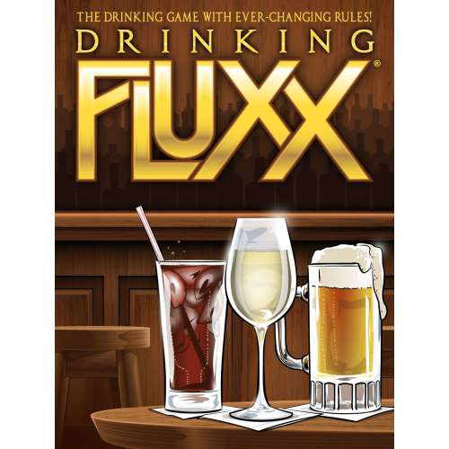 Drinking Fluxx - настолна игра