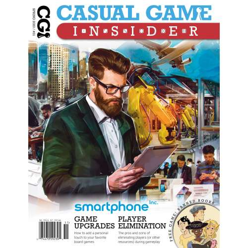 Casual Game Insider (Spring 2020 Issue) - списание за настолни игри
