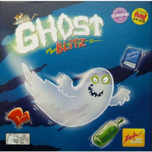 Игра на духове (Ghost Blitz) - настолна игра
