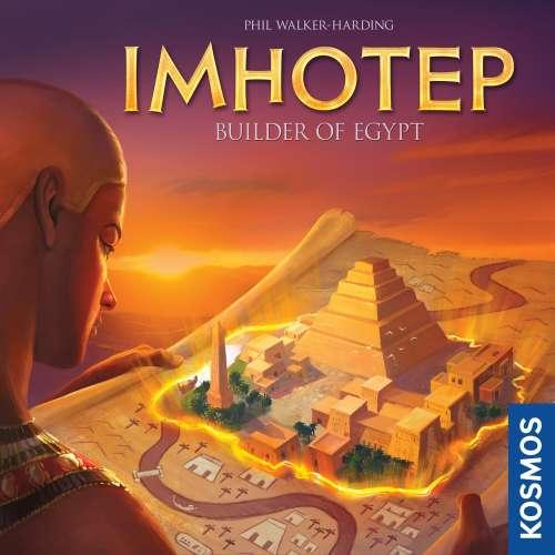 Imhotep - настолна игра