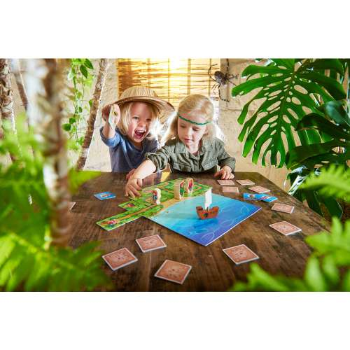 Каруба за деца (Karuba Junior) - настолна игра
