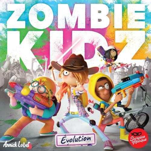 Zombie Kidz Evolution - настолна игра