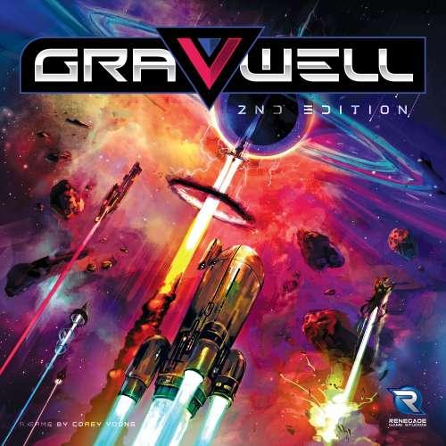 Gravwell: 2nd Edition - настолна игра