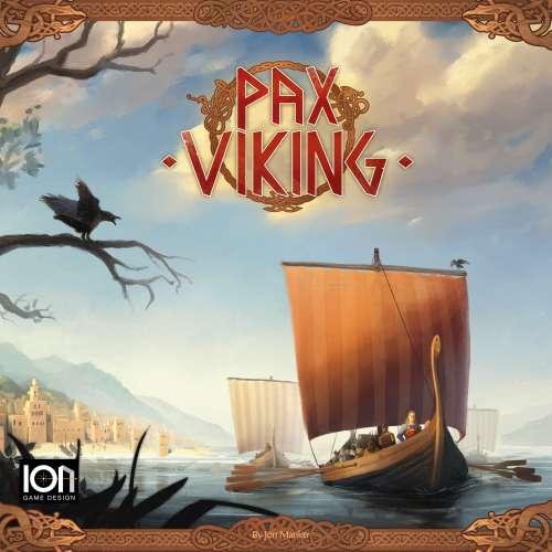 Pax Viking - настолна игра