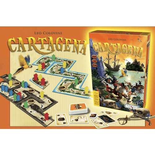 Cartagena (Second Edition) - настолна игра