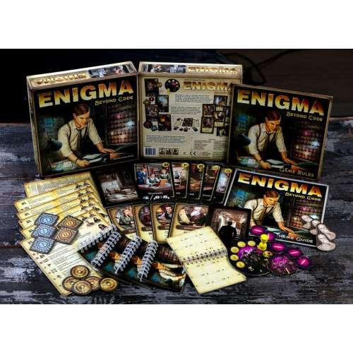 Enigma: Beyond Code - настолна игра