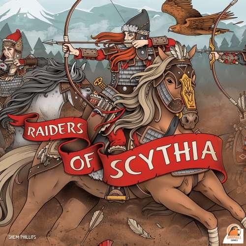 Raiders of Scythia - настолна игра