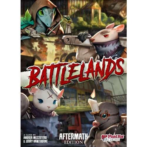 BattleLands - настолна игра
