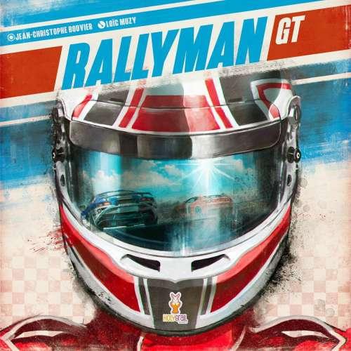 Rallyman: GT - настолна игра