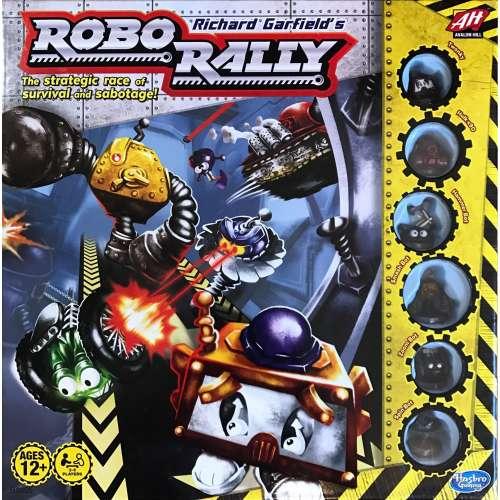 Robo Rally - настолна игра