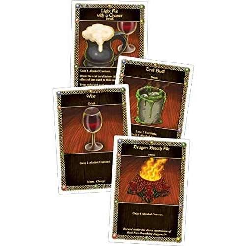 The Red Dragon Inn - настолна игра