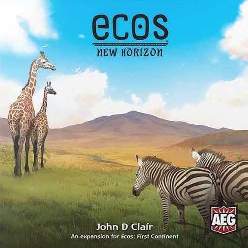 Ecos: New Horizon - разширение за настолна игра