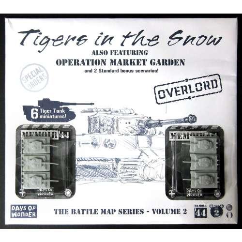 Memoir '44: Tigers in the Snow - разширение за настолна игра