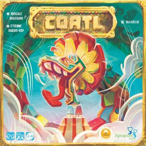 Cóatl - настолна игра