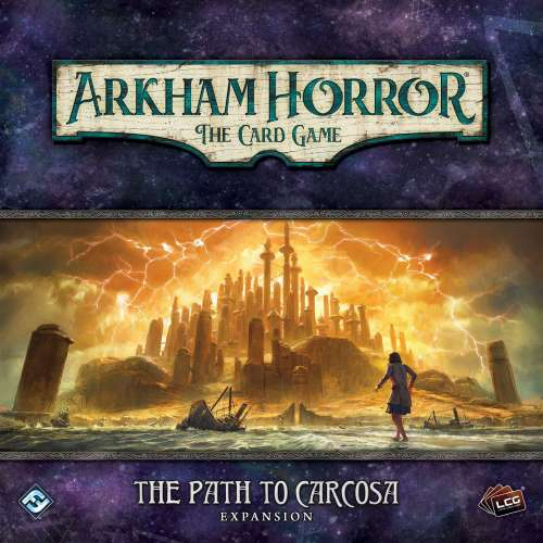 Arkham Horror: The Card Game – The Path to Carcosa - разширение за настолна игра