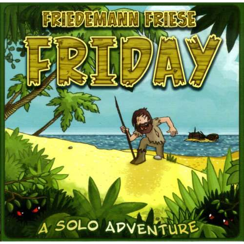 Friday - настолна игра