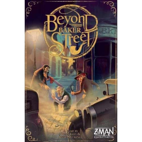 Beyond Baker Street - настолна игра