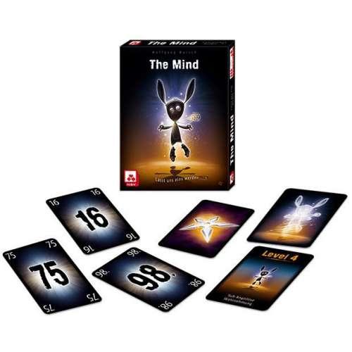 The Mind - настолна игра