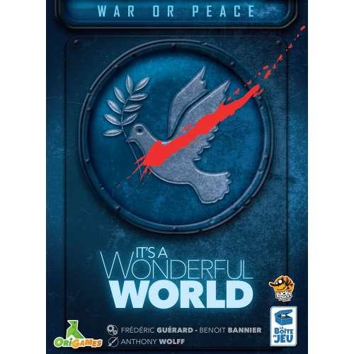 It's a Wonderful World: War or Peace - разширение за настолна игра