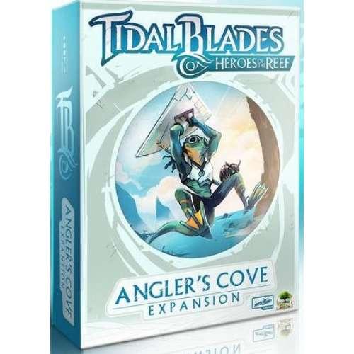 Tidal Blades: Heroes of the Reef – Angler's Cove - разширение за настолна игра