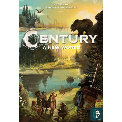 Century: A New World - настолна игра