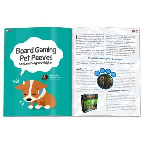 Casual Game Insider Magazine (Winter 2020 Issue) - списание за настолни игри