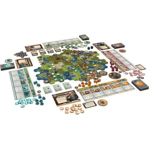 Цивилизация на Сид Майер: Ново начало (Sid Meier's Civilization: A New Dawn) - настолна игра