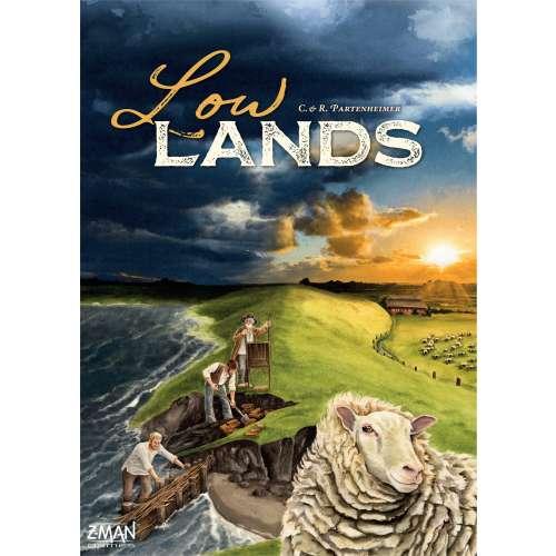 Lowlands - настолна игра