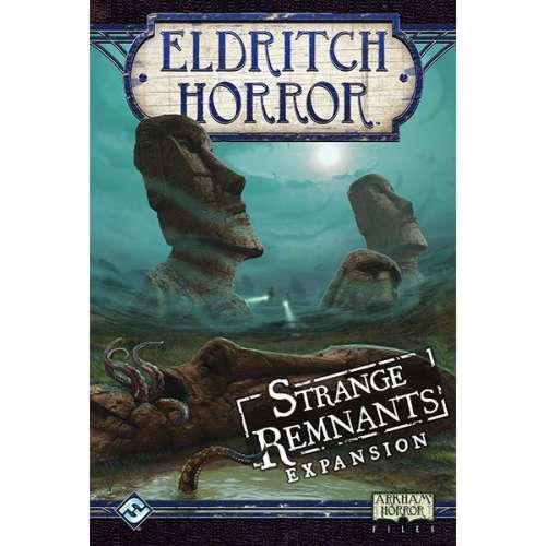 Eldritch Horror: Strange Remnants - разширение за настолна игра