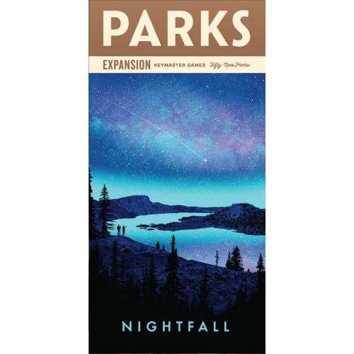 PARKS: Nightfall Expansion - разширение за настолна игра