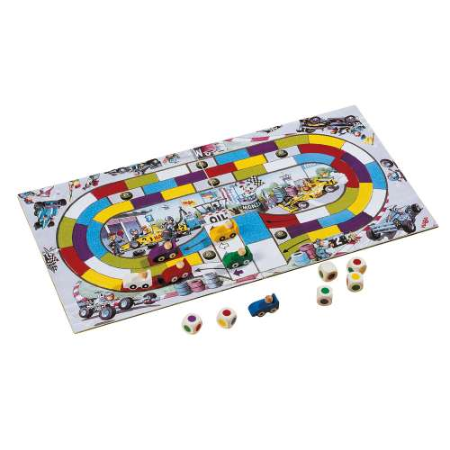 Формула 1 (Monza) - настолна игра