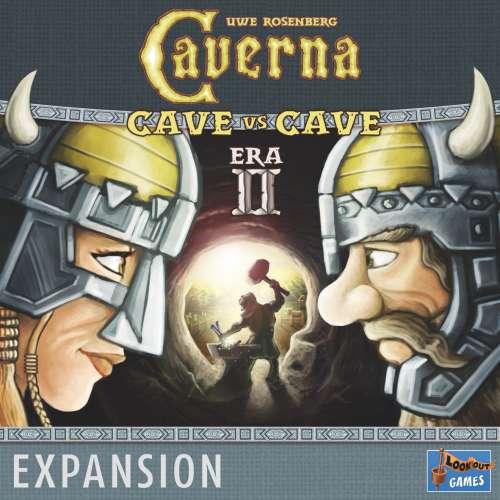 Caverna: Cave vs Cave – Era II - разширение за настолна игра